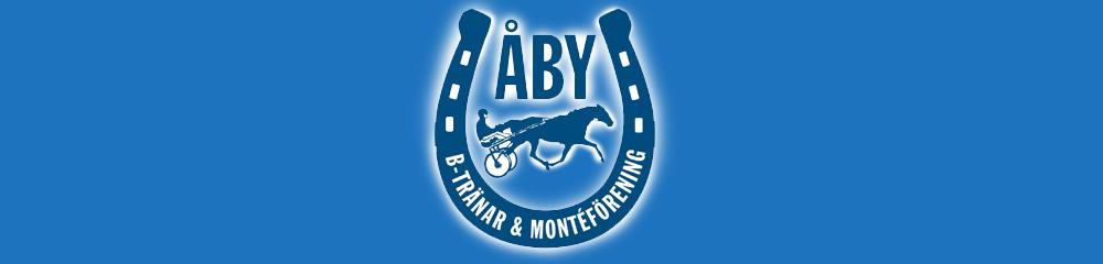 Åby B-tränar- och Montéförening Logo